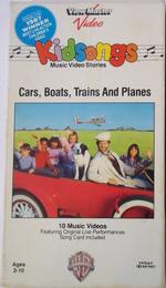 Kidsongs carsboatstrainsplanes