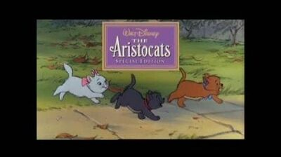 The Aristocats - Special Edition Trailer