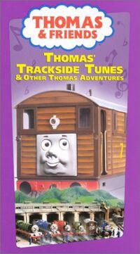 ThomasTracksideTunes VHS