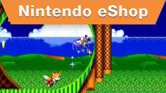 Nintendo eShop - Sonic the Hedgehog 2