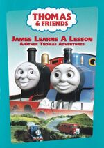 JamesLearnsaLesson DVD