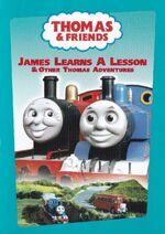 JamesLearnsaLesson DVD