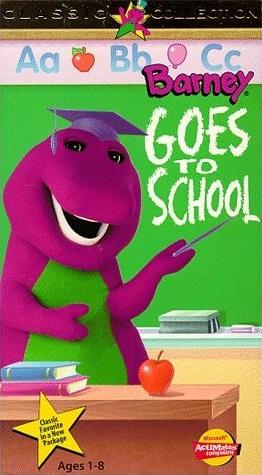 Barney & the Backyard Gang: Barney Goes to School ...