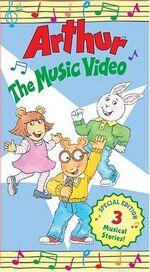 Arthur VHS 21