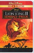 The Lion King 2 Simba's Pride (Disney Gold Classic Collection) VHS