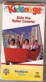 Kidsongs rollercoaster