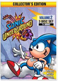 Sonic Underground Volume 2 DVD