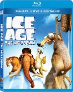 Ice Age The Meltdown 2015 Blu-ray