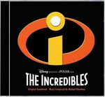 Incredibles soundtrack