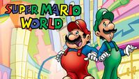 Super Mario World (Apple TV)