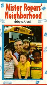 Mister Rogers Neighborhood - Going to School VHS