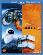 WALL-E 2011 Blu-ray