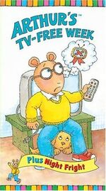 Arthur VHS 16