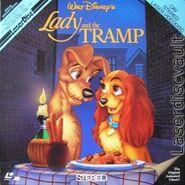 Ladyandthetramp 1987laserdisc