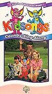 Countrysingalong 1994vhs