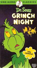 Grinchnight vhs