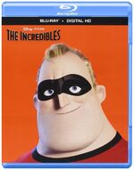Incredibles bluray2016