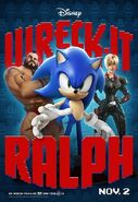 Wreckitralph sonic