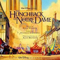 Hunchbackofnotredame soundtrack