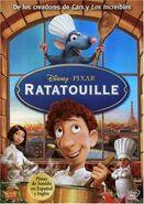 Ratatouille spanishdvd