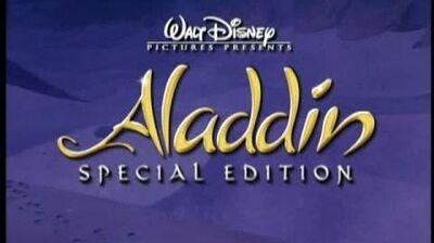 Aladdin - Platinum Edition Trailer