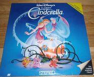 Cinderella 1988laserdisc