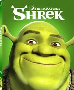 Shrek 2015 Blu-ray