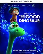 Gooddinosaur bluray