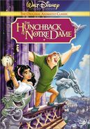 The Hunchback of Notre Dame (2002 DVD/VHS)