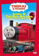 James&theRedBalloon DVD