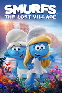 Smurfsthelostvillage itunes