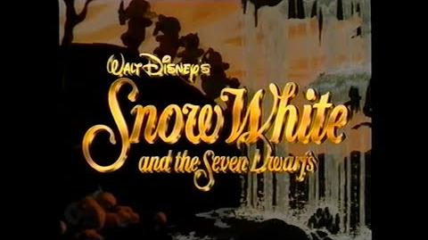 Snow White and the Seven Dwarfs - 1994 Video Trailer