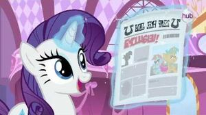 "My Little Pony Friendship is Magic ""Ponyville Confidential"" (Promo) - The Hub"