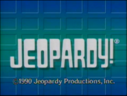 Jeopardy 1990