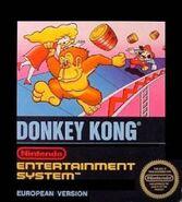 Donkeykong PAL
