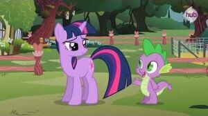 "My Little Pony Friendship is Magic ""Magic Duel"" (Clip) - The Hub"