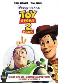 Toystory2 dvd