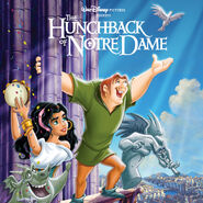 The Hunchback of Notre Dame Soundtrack 2008 Re-release