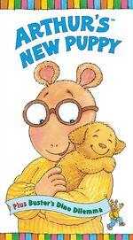 Arthur VHS 7