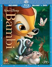 Bambi bluray