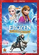 Frozen: Sing-Along Edition (DVD)
