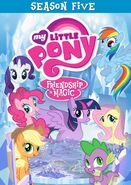 My Little Pony: Friendship is Magic: Season Five (DVD)