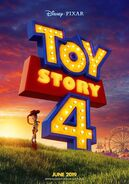 Toystory4 poster