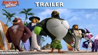 SURF'S UP 2 WAVEMANIA - Payoff Trailer
