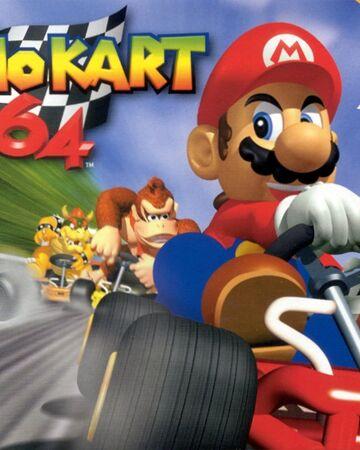 Mario Kart 64 Twilight Sparkle S Retro Media Library Fandom