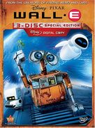 Walle 3discdvd