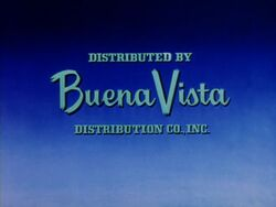 Buena Vista Distribution (1966)