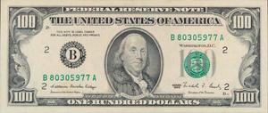 $100-B (1990)