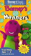 Barney's Best Manners (VHS)