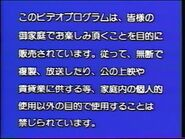 Disney Japanese Warning Screen (1989)